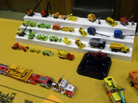 Construction Truck Scale Model Toy Show IMCATS-2011-147-s