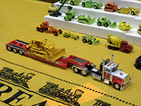Construction Truck Scale Model Toy Show IMCATS-2011-148-s