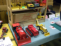 Construction Truck Scale Model Toy Show IMCATS-2011-149-s