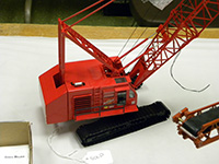 Construction Truck Scale Model Toy Show IMCATS-2011-160-s