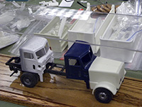 Construction Truck Scale Model Toy Show IMCATS-2011-171-s