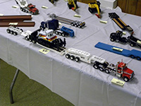 Construction Truck Scale Model Toy Show IMCATS-2011-176-s