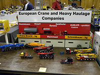 Construction Truck Scale Model Toy Show IMCATS-2011-179-s