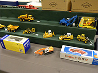 Construction Truck Scale Model Toy Show IMCATS-2011-182-s