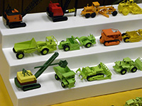 Construction Truck Scale Model Toy Show IMCATS-2011-195-s