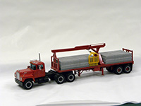 Construction Truck Scale Model Toy Show IMCATS-2011-198-s