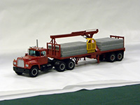 Construction Truck Scale Model Toy Show IMCATS-2011-200-s