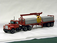 Construction Truck Scale Model Toy Show IMCATS-2011-201-s