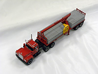 Construction Truck Scale Model Toy Show IMCATS-2011-202-s