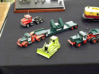 Construction Truck Scale Model Toy Show IMCATS-2012-006-s