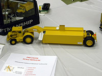 Construction Truck Scale Model Toy Show IMCATS-2012-008-s