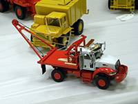 Construction Truck Scale Model Toy Show IMCATS-2012-012-s