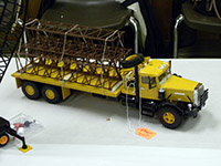 Construction Truck Scale Model Toy Show IMCATS-2012-013-s