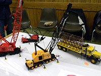 Construction Truck Scale Model Toy Show IMCATS-2012-014-s