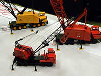 Construction Truck Scale Model Toy Show IMCATS-2012-016-s