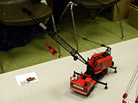Construction Truck Scale Model Toy Show IMCATS-2012-017-s