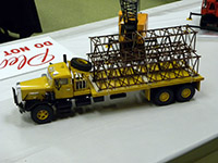 Construction Truck Scale Model Toy Show IMCATS-2012-018-s