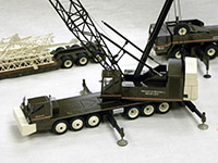 Construction Truck Scale Model Toy Show IMCATS-2012-042-s