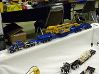 Construction Truck Scale Model Toy Show IMCATS-2012-044-s