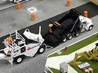 Construction Truck Scale Model Toy Show IMCATS-2012-050-s