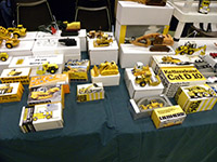 Construction Truck Scale Model Toy Show IMCATS-2012-070-s