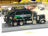 Construction Truck Scale Model Toy Show IMCATS-2012-096-s