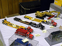 Construction Truck Scale Model Toy Show IMCATS-2012-098-s