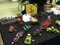 Construction Truck Scale Model Toy Show IMCATS-2012-105-s