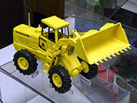 Construction Truck Scale Model Toy Show IMCATS-2012-110-s