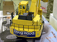 Construction Truck Scale Model Toy Show IMCATS-2012-117-s