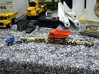 Construction Truck Scale Model Toy Show IMCATS-2012-118-s
