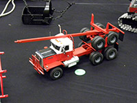 Construction Truck Scale Model Toy Show IMCATS-2012-132-s