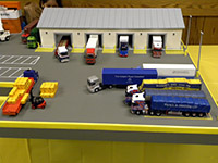 Construction Truck Scale Model Toy Show IMCATS-2012-137-s