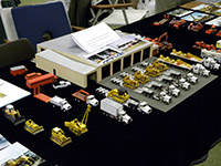 Construction Truck Scale Model Toy Show IMCATS-2012-146-s