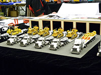 Construction Truck Scale Model Toy Show IMCATS-2012-147-s