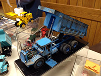 Construction Truck Scale Model Toy Show IMCATS-2012-150-s