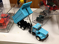 Construction Truck Scale Model Toy Show IMCATS-2012-151-s