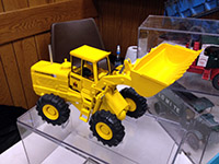 Construction Truck Scale Model Toy Show IMCATS-2012-153-s