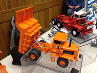 Construction Truck Scale Model Toy Show IMCATS-2012-160-s