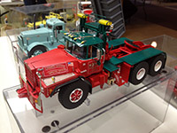 Construction Truck Scale Model Toy Show IMCATS-2012-171-s