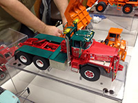 Construction Truck Scale Model Toy Show IMCATS-2012-172-s