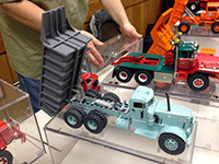 Construction Truck Scale Model Toy Show IMCATS-2012-173-s