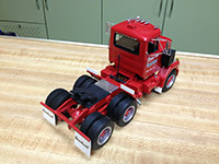 Construction Truck Scale Model Toy Show IMCATS-2012-177-s