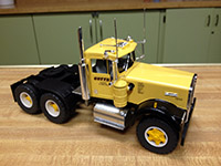 Construction Truck Scale Model Toy Show IMCATS-2012-179-s