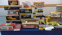Construction Truck Scale Model Toy Show IMCATS-2016-001-s