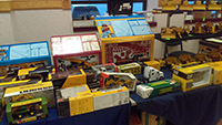 Construction Truck Scale Model Toy Show IMCATS-2016-004-s