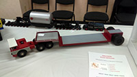 Construction Truck Scale Model Toy Show IMCATS-2016-008-s