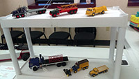 Construction Truck Scale Model Toy Show IMCATS-2016-010-s