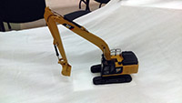 Construction Truck Scale Model Toy Show IMCATS-2016-018-s
