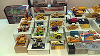 Construction Truck Scale Model Toy Show IMCATS-2016-034-s
